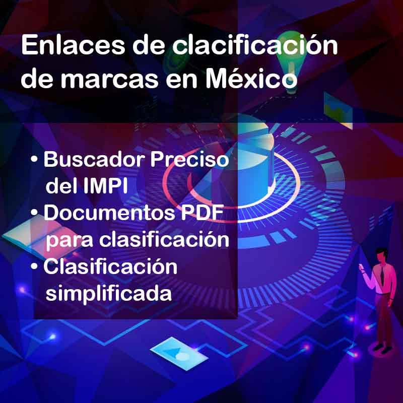 Clasificación de Marcas en México